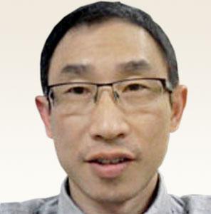 Headshot of Peter Hu